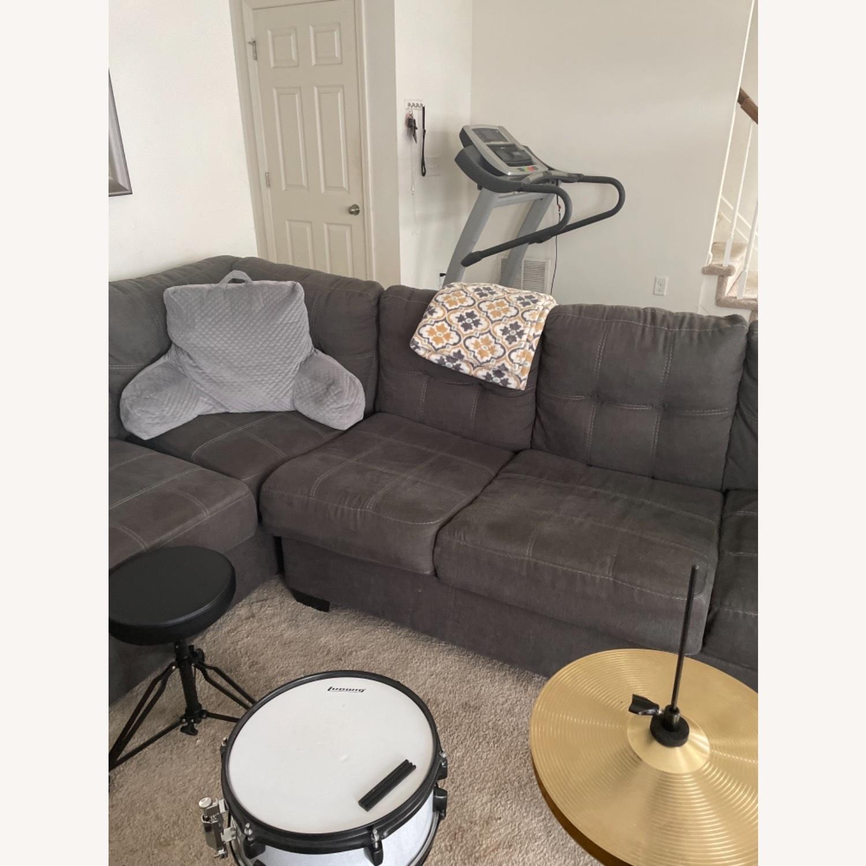 Sectional Sofa with Sleeper - image-2