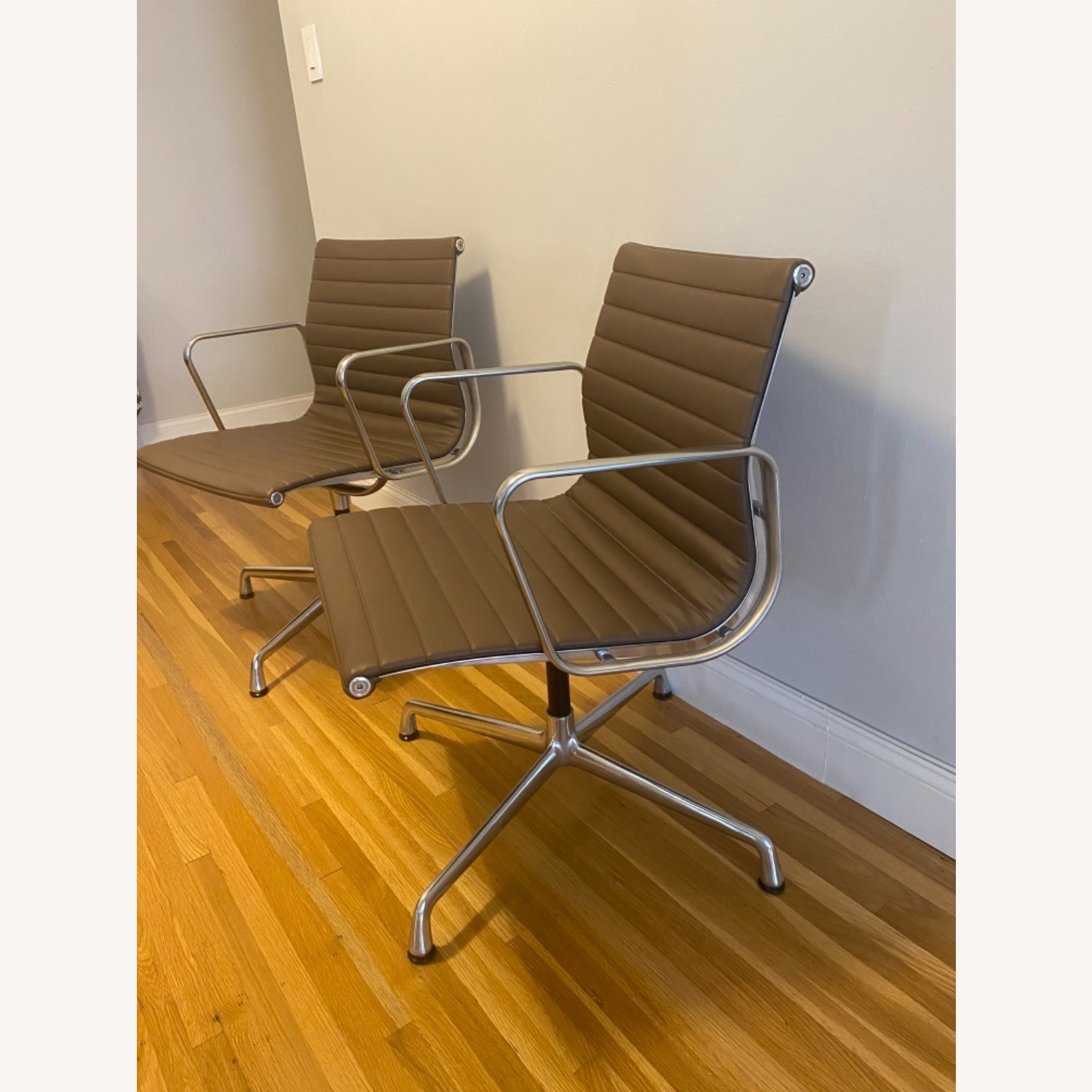 Herman Miller Eames Arm Side Chairs - image-4