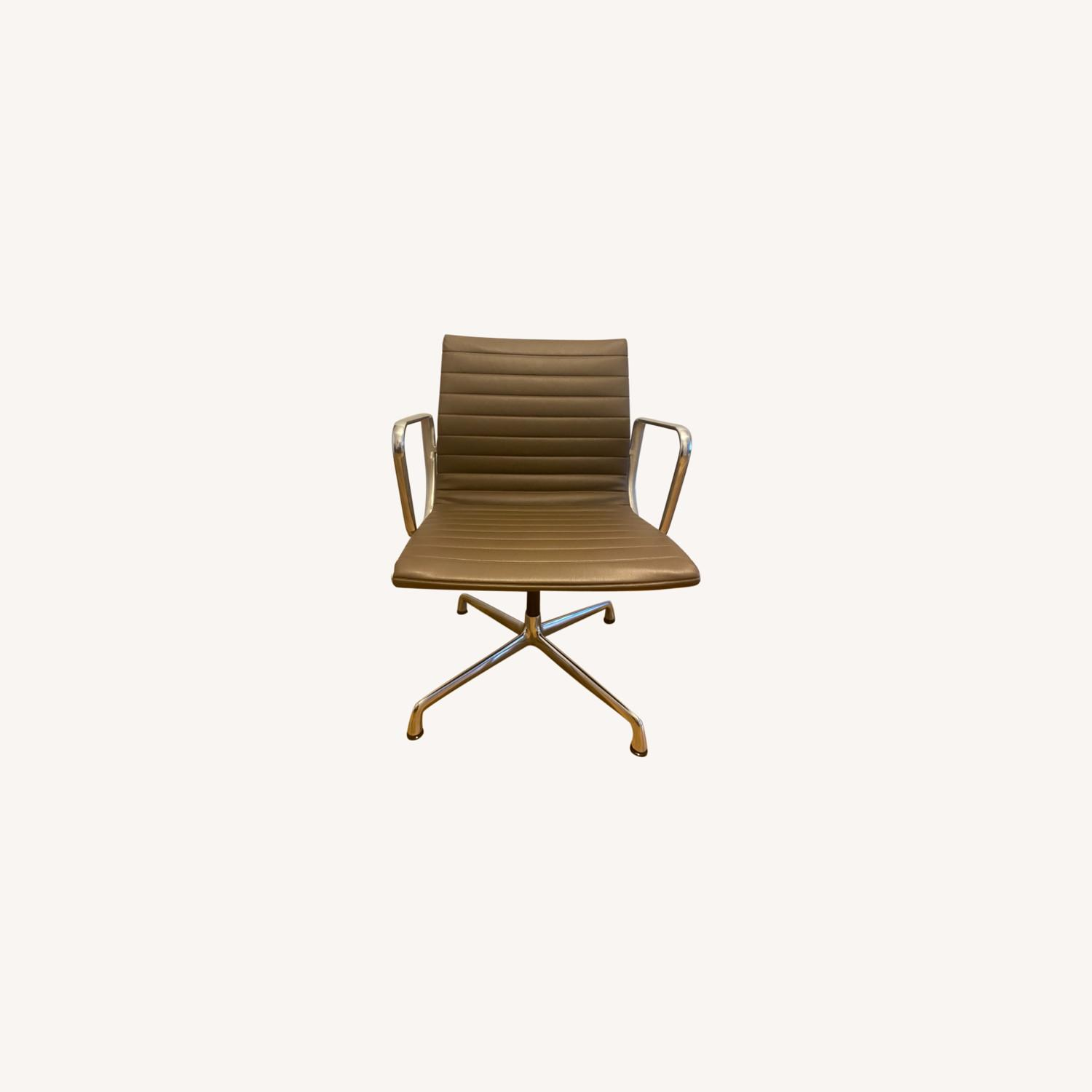 Herman Miller Eames Arm Side Chairs - image-0