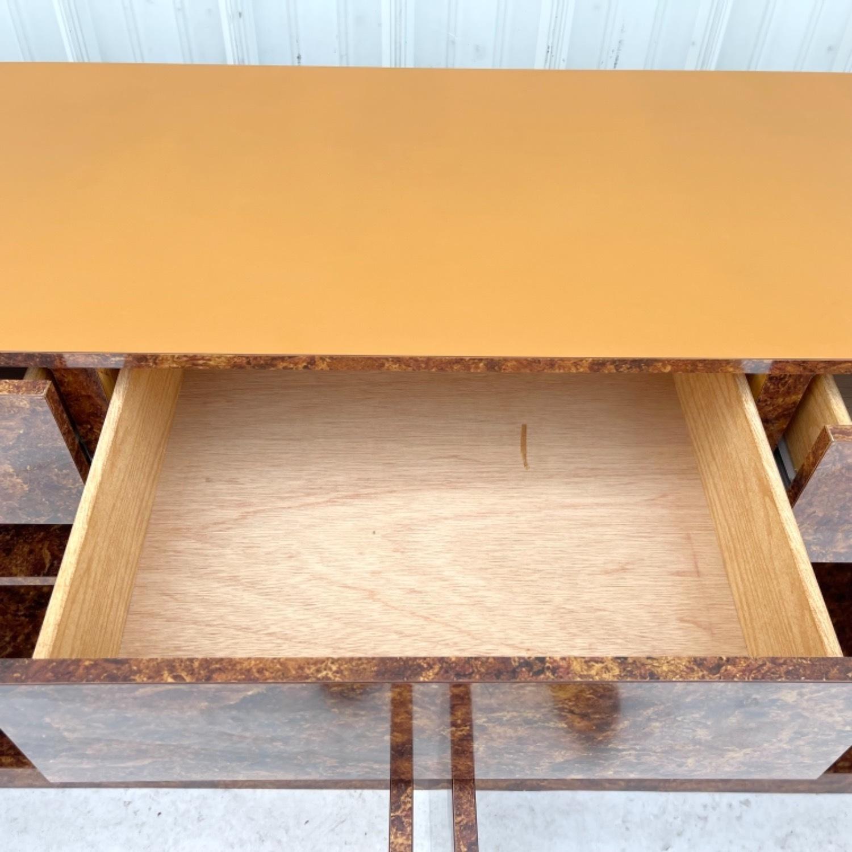 Vintage Modern Burl Front Sideboard - image-18