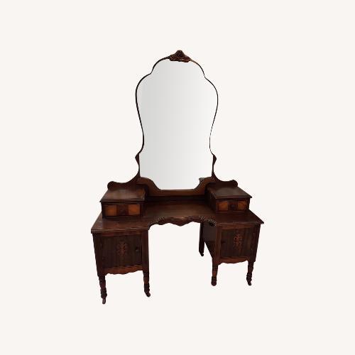 Used Antique Vanity for sale on AptDeco