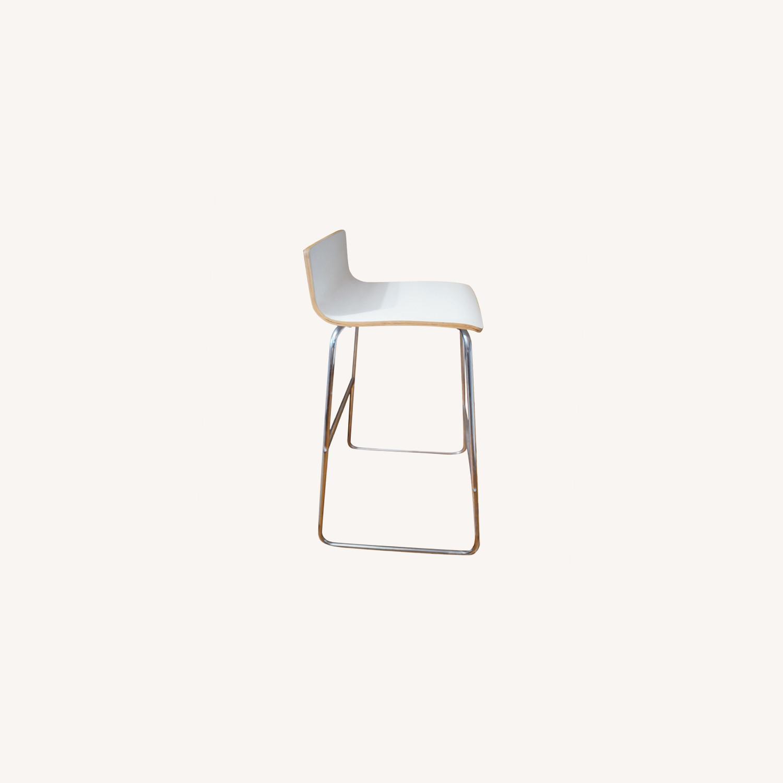 IKEA 2 Counter Stools - image-0