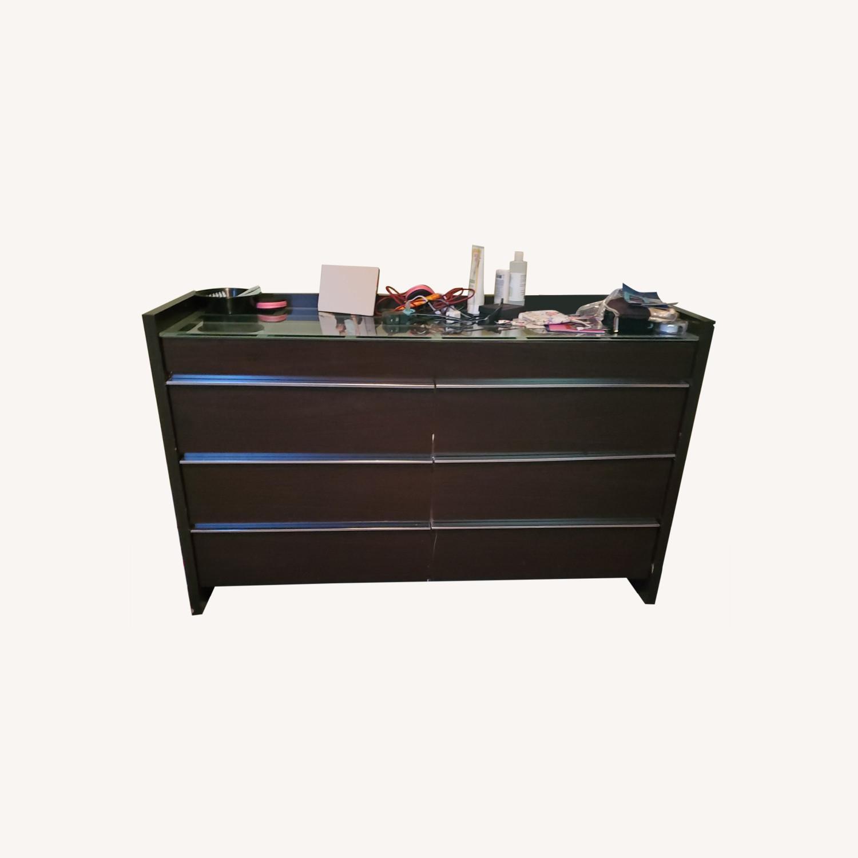 Dresser with Jewelry Draw - image-0