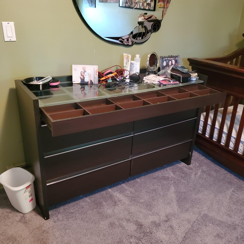 Dresser with Jewelry Draw - image-2
