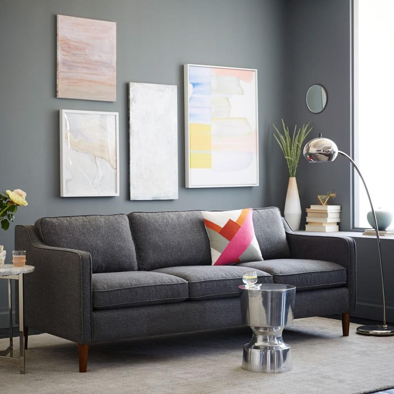 West Elm Hamilton Sofa - image-3