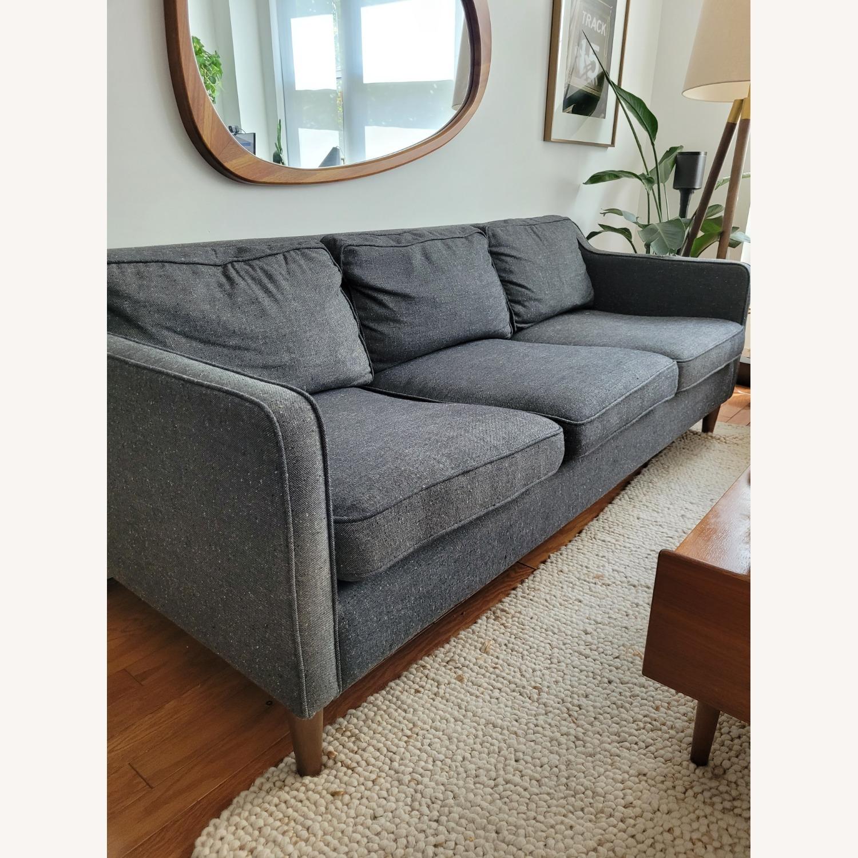West Elm Hamilton Sofa - image-1
