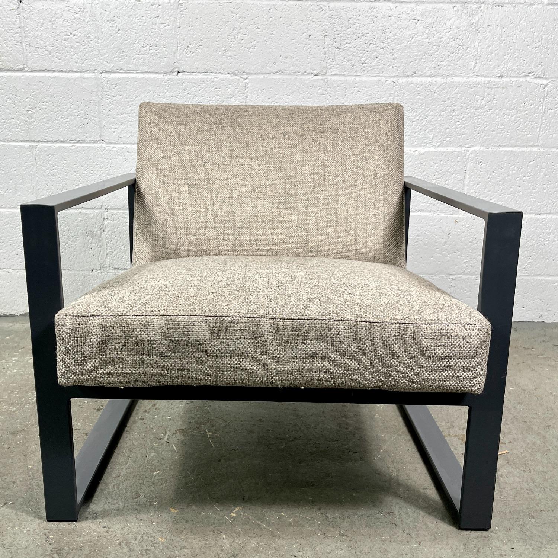 CB2 Modern Cue Armchair  - image-3