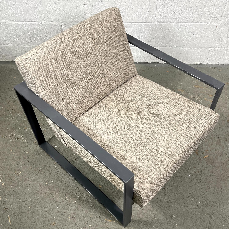 CB2 Modern Cue Armchair  - image-2