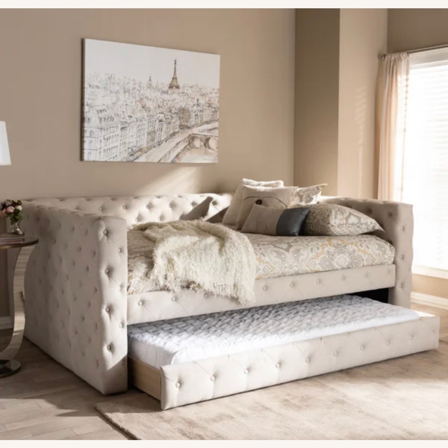 Wayfair Beacon Daybed with Trundle - image-1