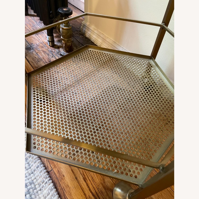 West Elm Roar & Rabbit Bar Cart - image-9