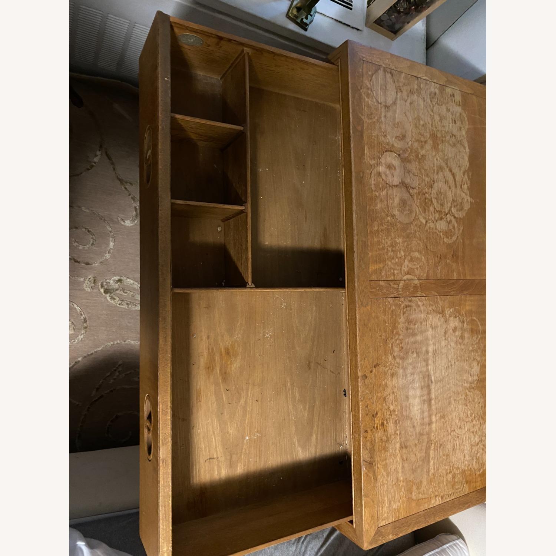 Vintage Bakers Furniture Dresser/Bed Side Table - image-7