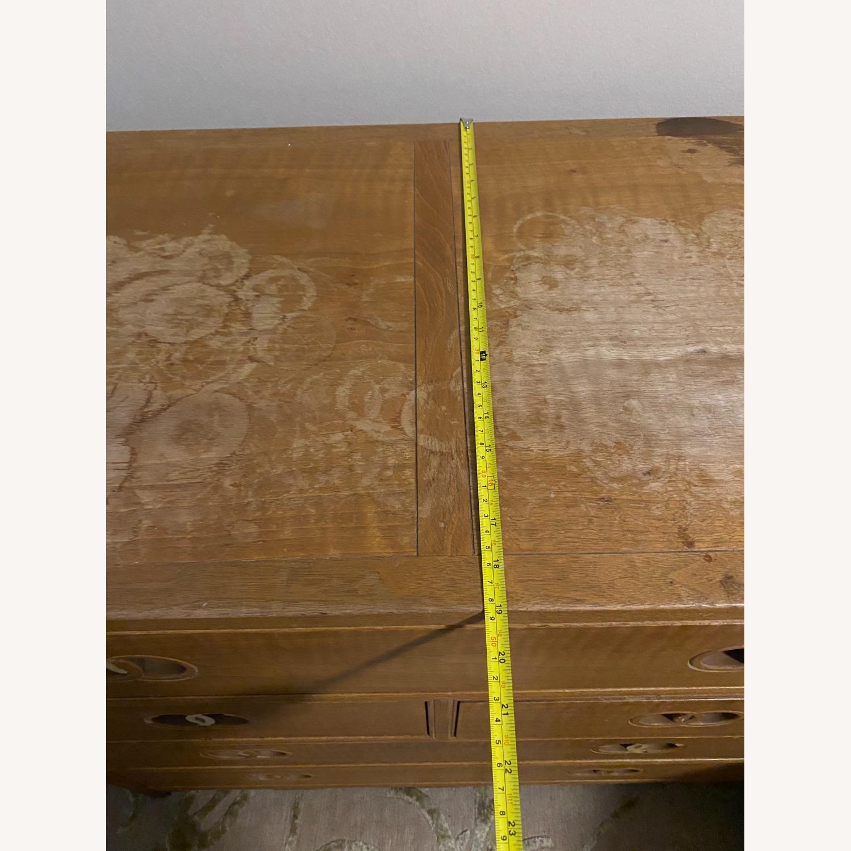 Vintage Bakers Furniture Dresser/Bed Side Table - image-6