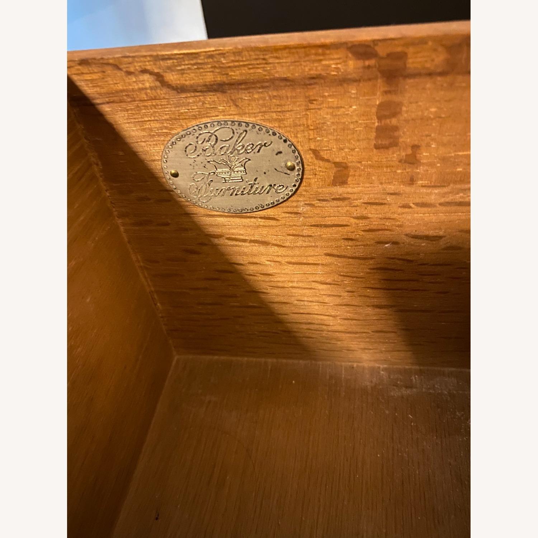 Vintage Bakers Furniture Dresser/Bed Side Table - image-8