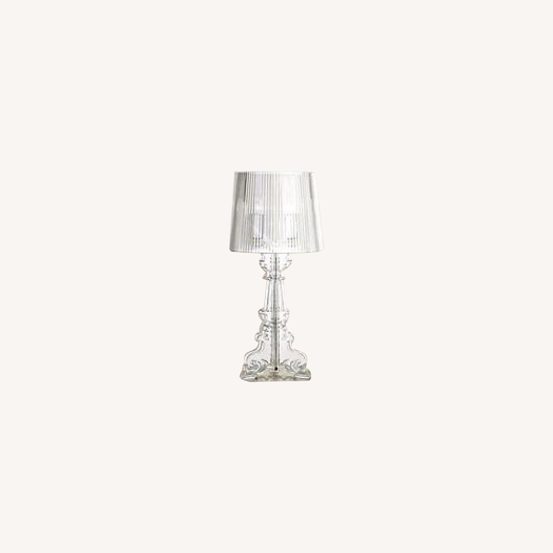 Lamps Plus Acrylic Table Lamp Set - image-0