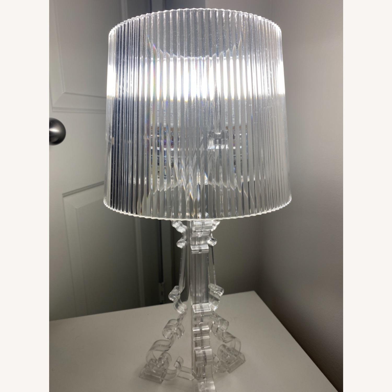 Lamps Plus Acrylic Table Lamp Set - image-2
