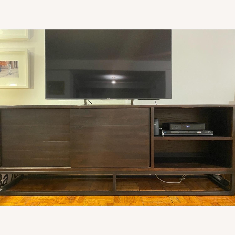 West Elm TV Stand - image-1