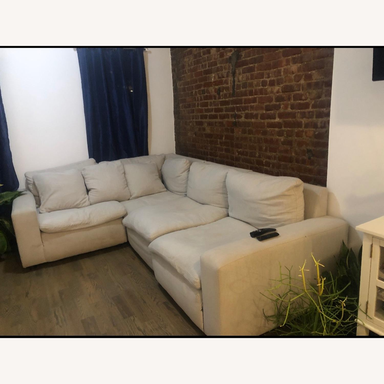 Ashley Furniture Beige Comfort - image-1
