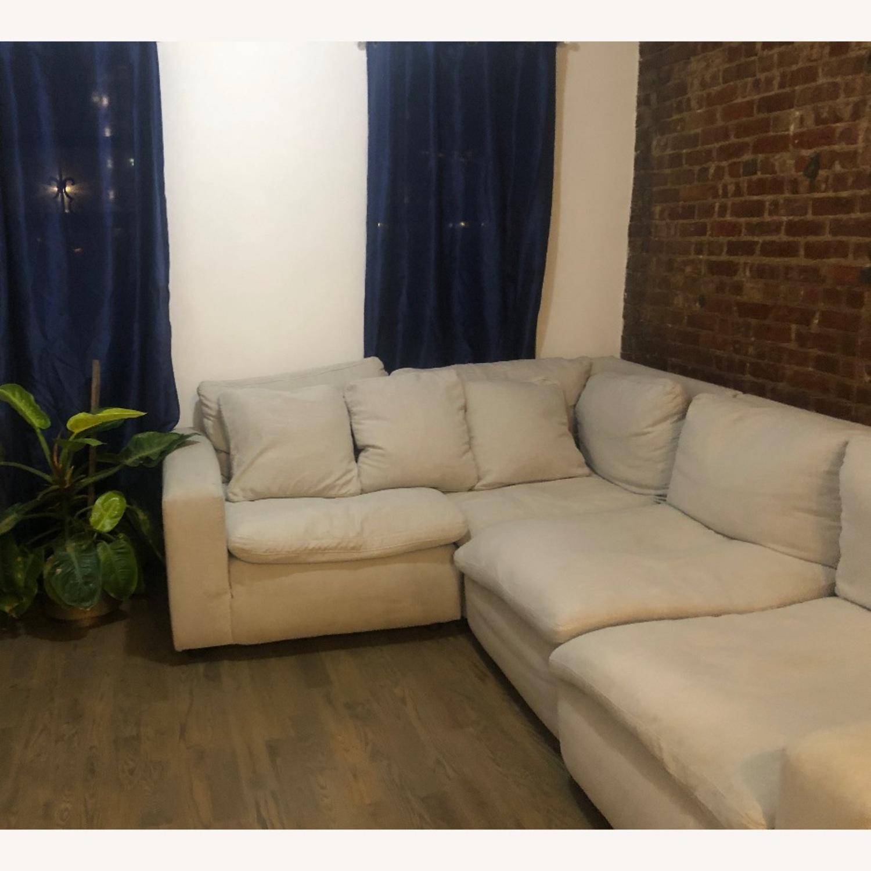 Ashley Furniture Beige Comfort - image-2