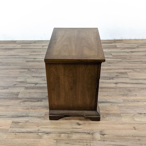Used Pair of Century Wooden Nightstands for sale on AptDeco