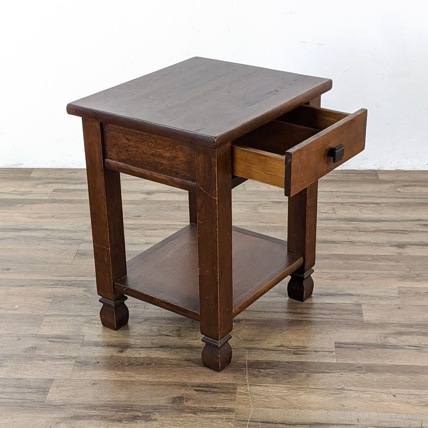 Pair of Pottery Barn Nightstands - image-1