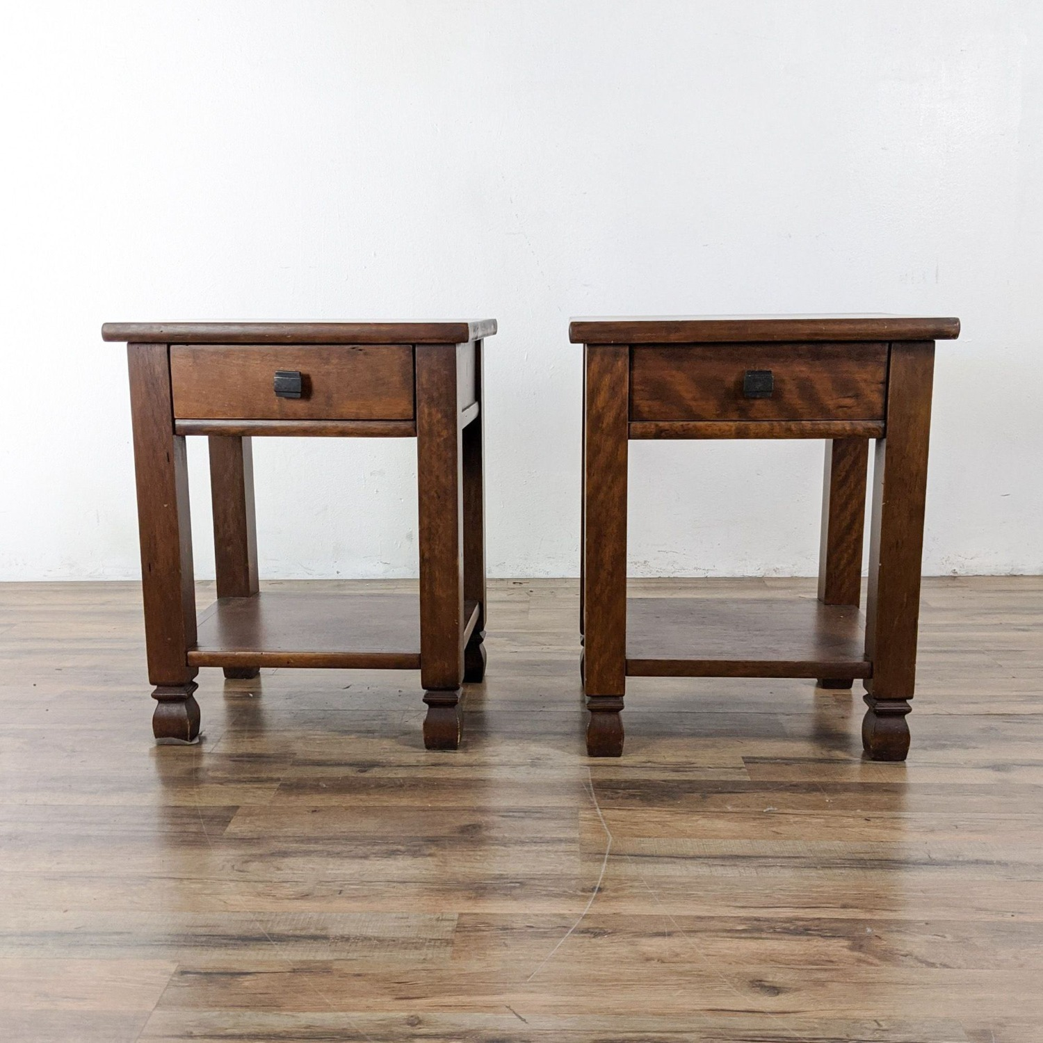 Pair of Pottery Barn Nightstands - image-5