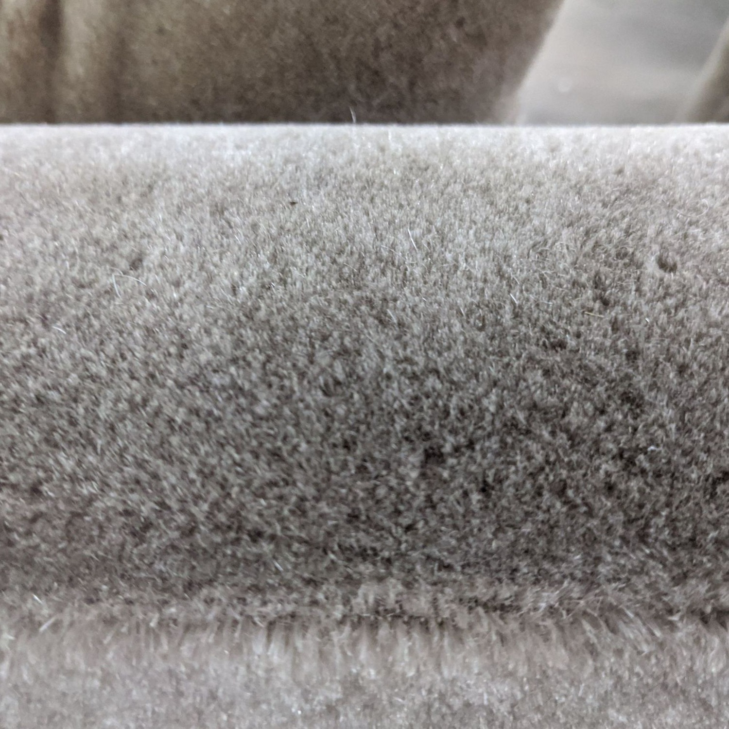 Phase Design Pangea Sectional Sofa in Gray Mohair - image-1