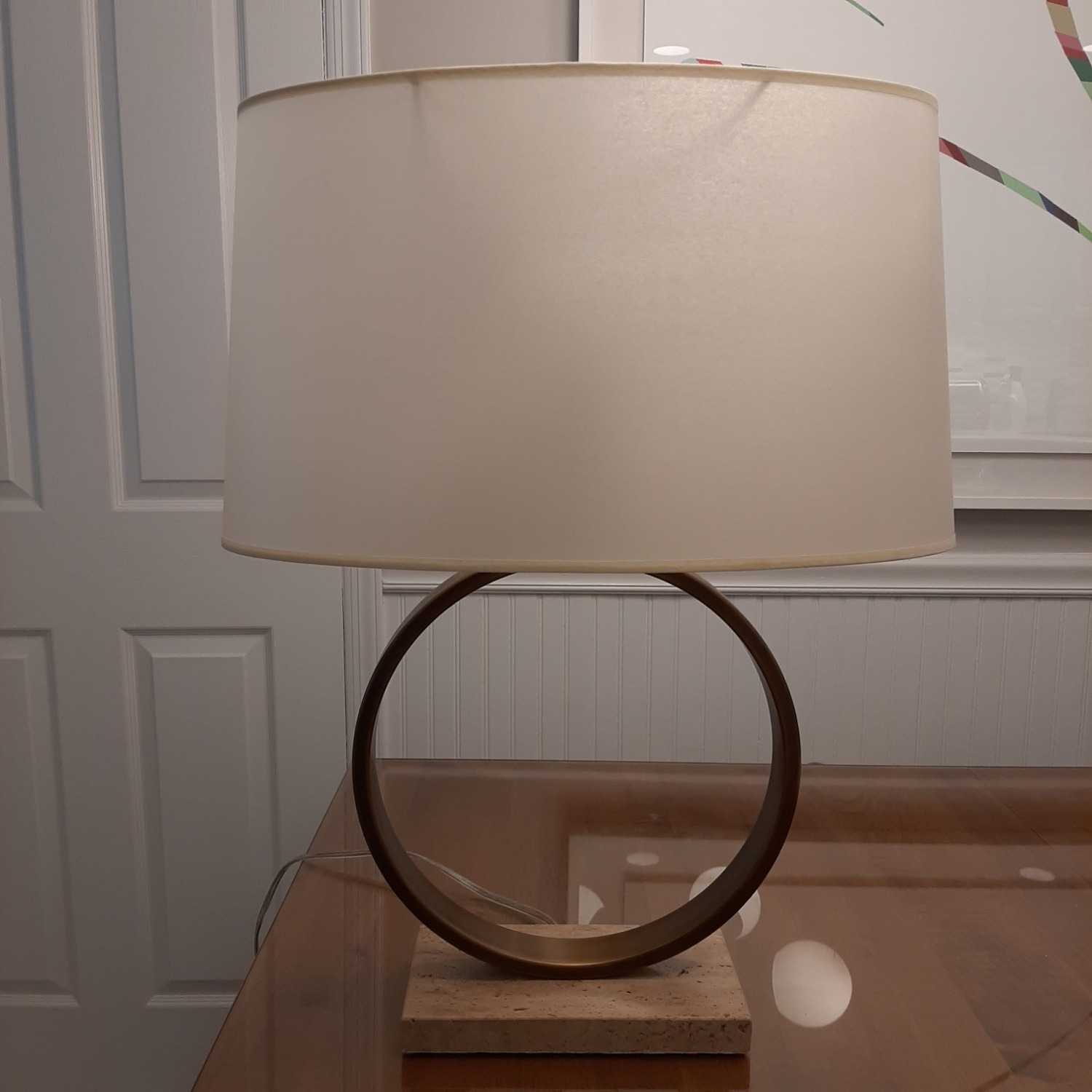 Mitchell Gold + Bob Williams Marco Table Lamp - image-3