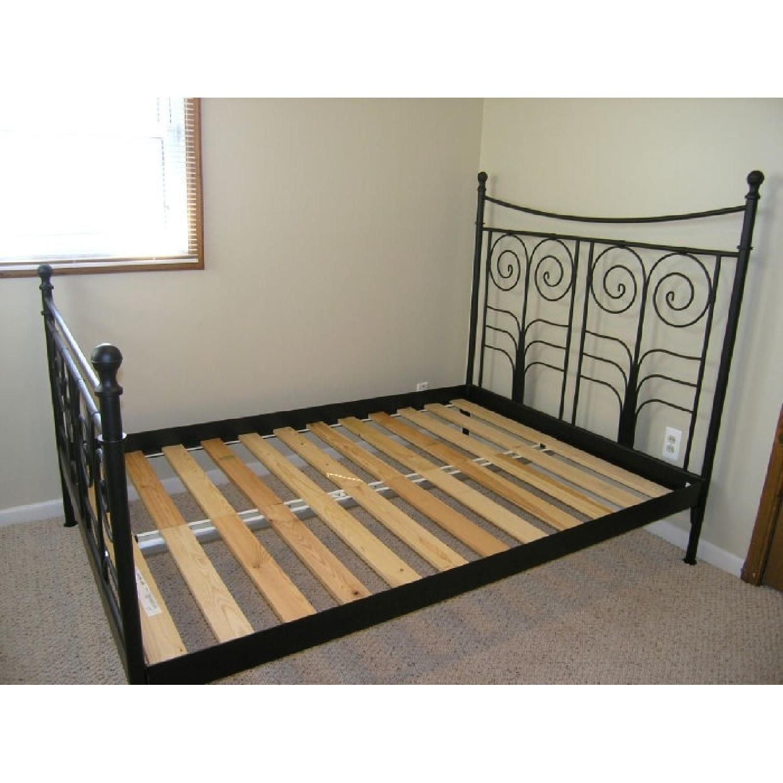 IKEA Noresund Full Size Bed Frame - image-2