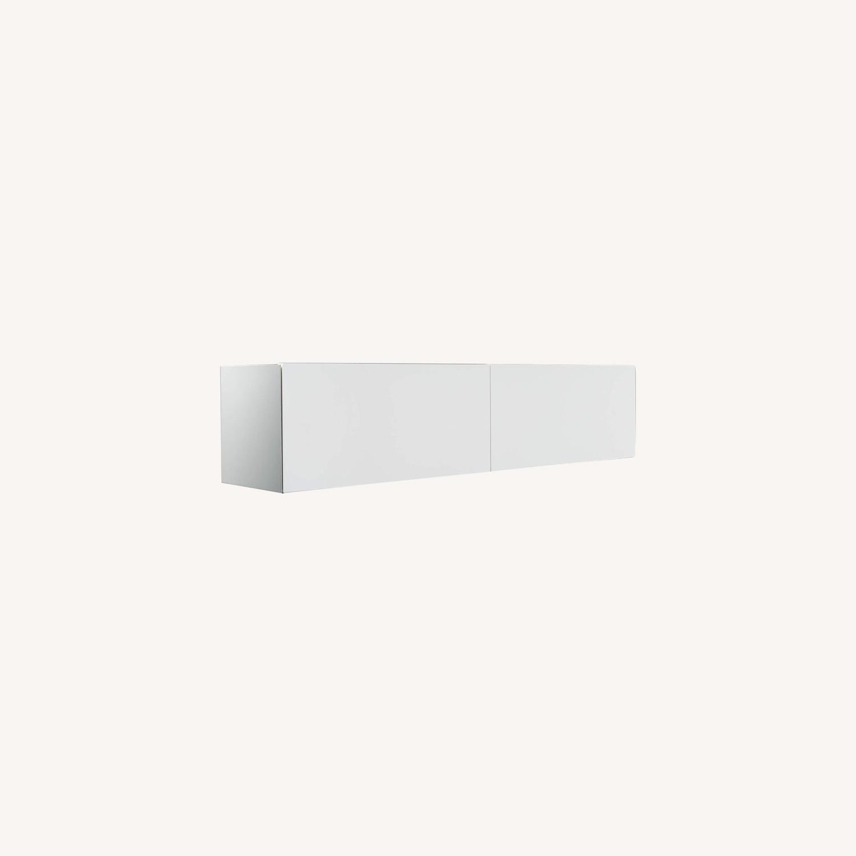 CB2 Hide N Seek Storage Shelf - image-0