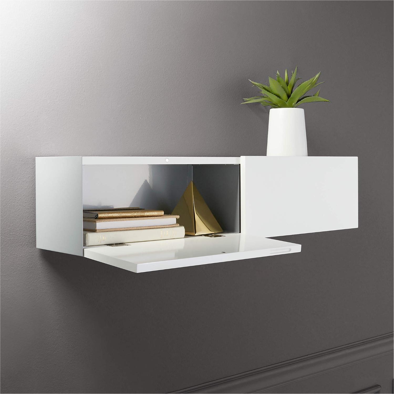 CB2 Hide N Seek Storage Shelf - image-1