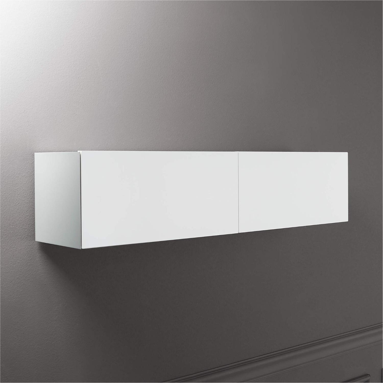 CB2 Hide N Seek Storage Shelf - image-2
