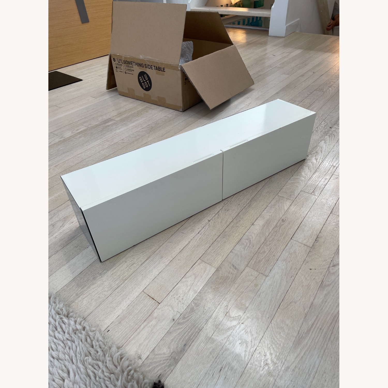 CB2 Hide N Seek Storage Shelf - image-3