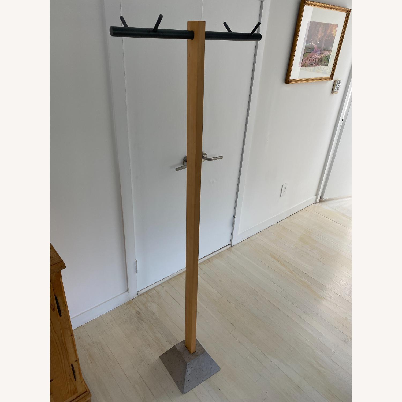 CB2 Standing Hanging Rack - image-1