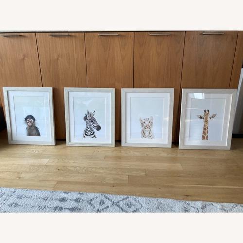 Used Restoration Hardware Baby & Child Baby Animal Portraits for sale on AptDeco