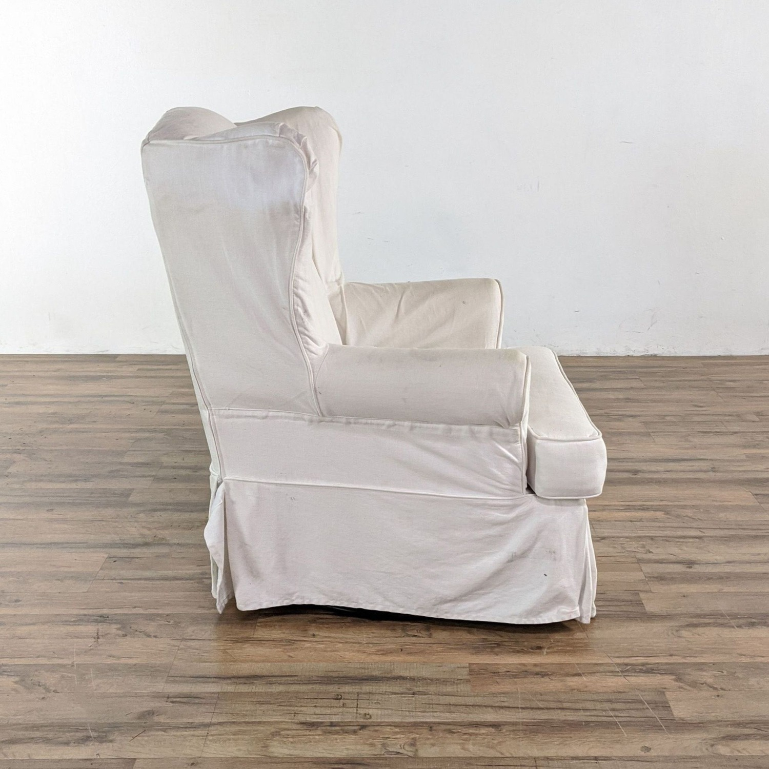Pottery Barn Glider with Slip Cover - image-1