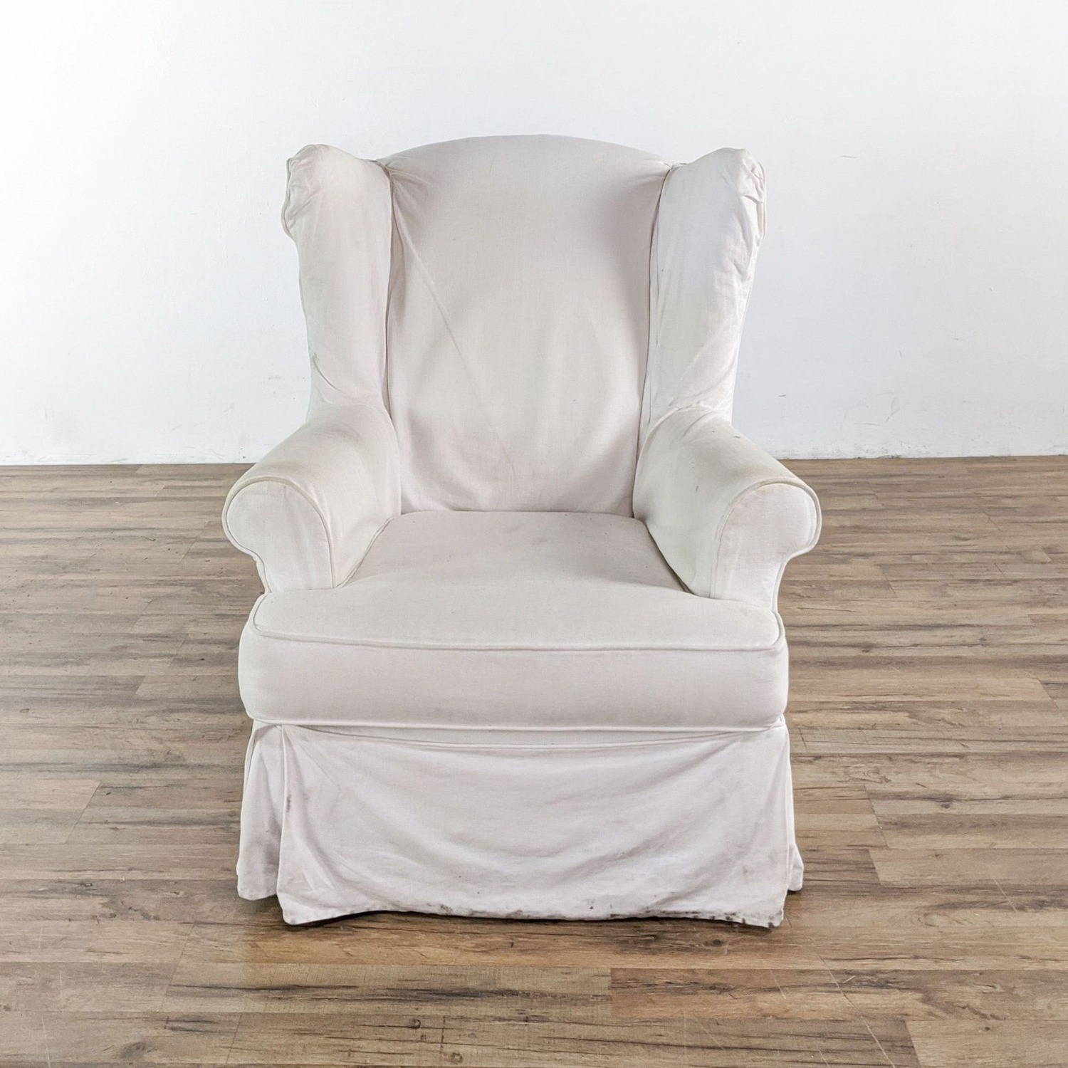 Pottery Barn Glider with Slip Cover - image-5