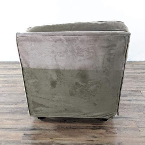 Used Pottery Barn Pearce Armless Sectional Chair for sale on AptDeco