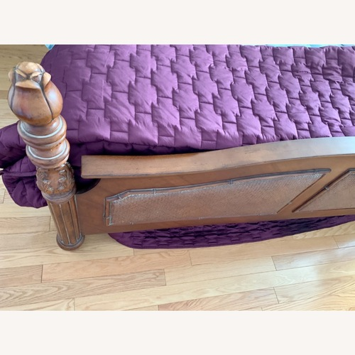 Used Hudson Furniture Bed for sale on AptDeco