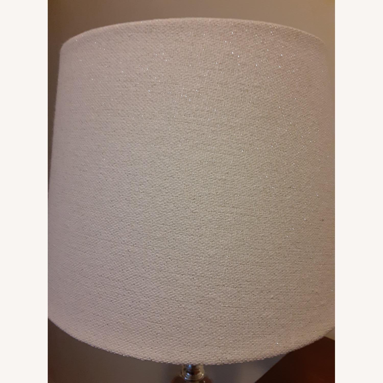 Target: Luxury Glam Lamp- Glass - image-2