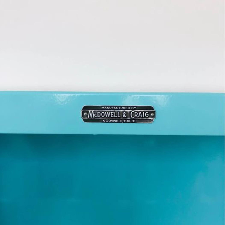 Vintage Steel Bookcase Mcdowell and Craig - image-3