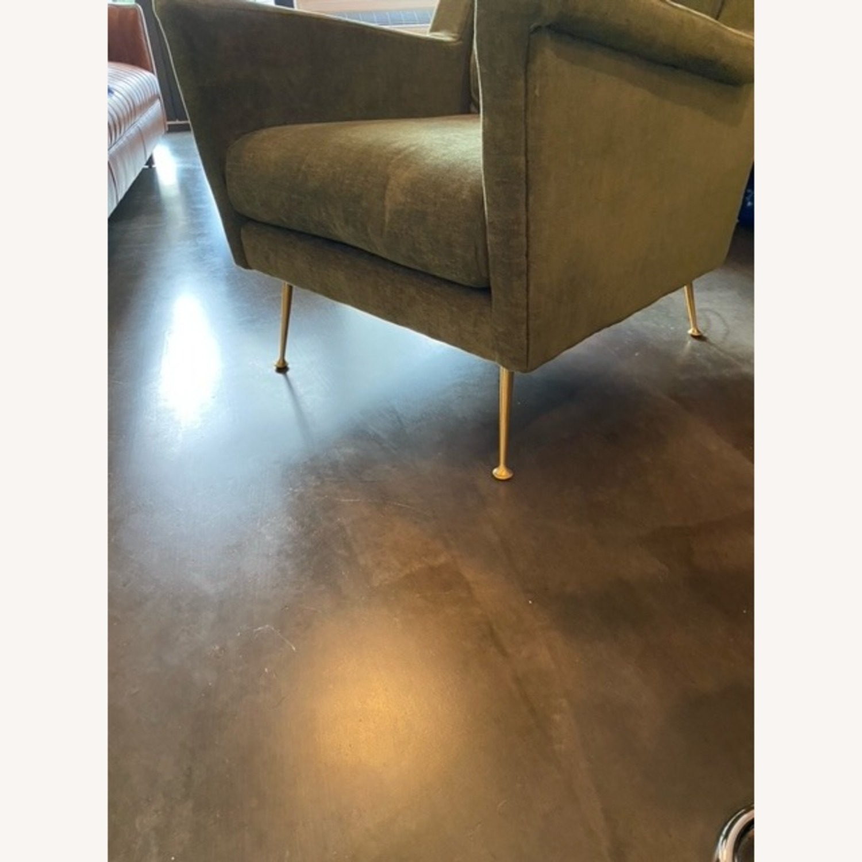 West Elm Carlo Mid Century Chair - image-3