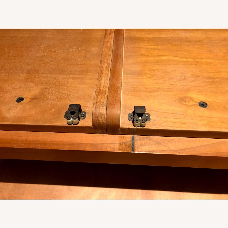 Cherry Solid Wood Wardrobe - image-9