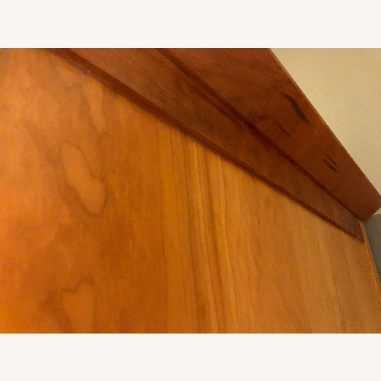Cherry Solid Wood Wardrobe - image-7