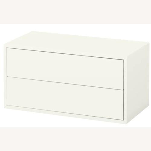 Used IKEA Storage Drawers (Set of 2) for sale on AptDeco