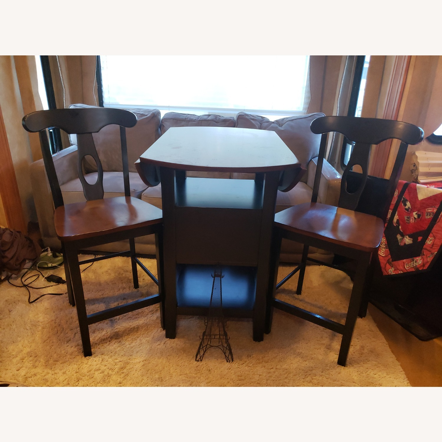 Bistro Dining Set with Drop Leaves - image-4
