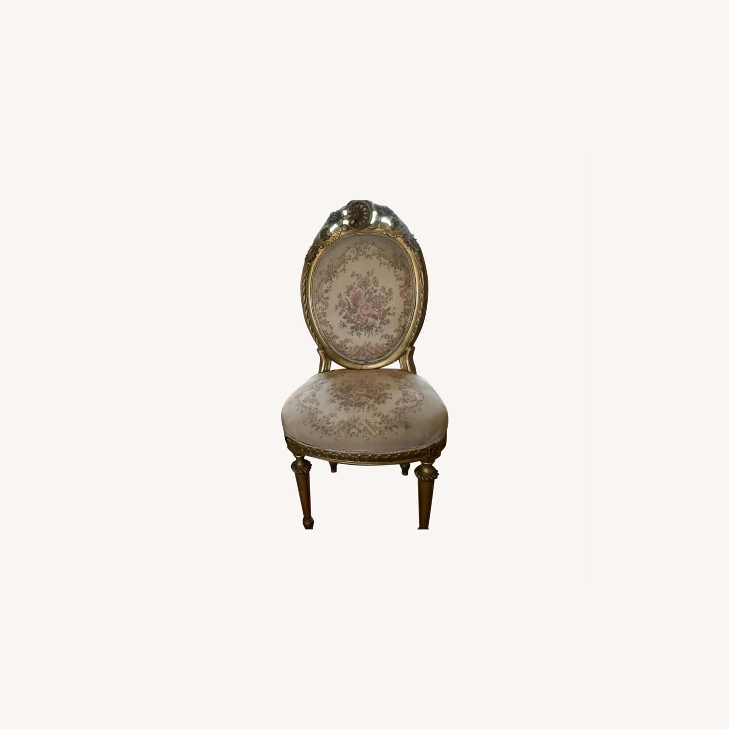 Antique Side Chairs - image-0
