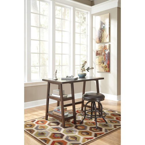"Used Ashley Furniture 42"" Home Office Desk Wood for sale on AptDeco"