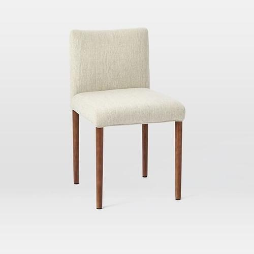 Used West Elm Ellis Upholstered Dining Chair (set of 4) for sale on AptDeco