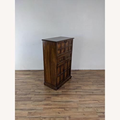 Used Vintage Lane Bar Cabinet for sale on AptDeco
