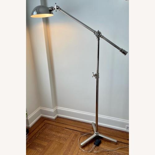 Used Restoration Hardware Rowan Pharmacy Floor Lamp for sale on AptDeco